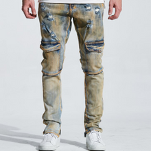 Load image into Gallery viewer, Embellish NYC - Darren Cargo Denim - The Hidden Base