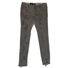 Load image into Gallery viewer, The Hidden Base Grey Distressed front