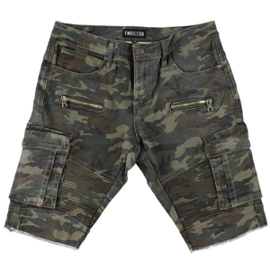 Embellish NYC - Hendrix Shorts - The Hidden Base