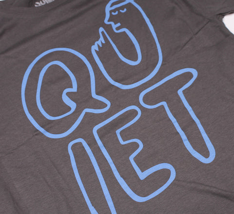 The Quiet Life - OTSO Tee - The Hidden Base