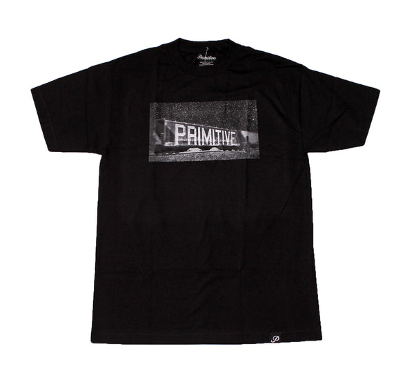 Primitive - Box Caar Tee - The Hidden Base