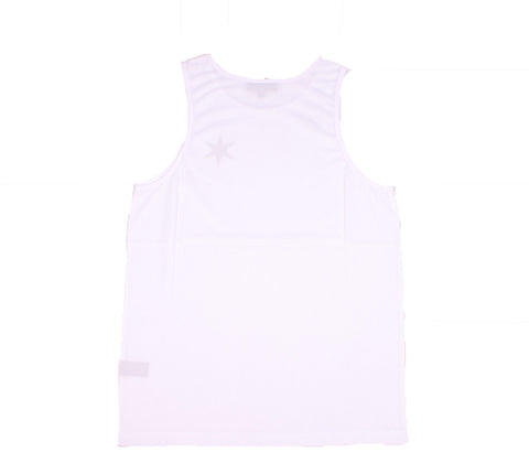 Black Scale - Six Point Tank Top - The Hidden Base