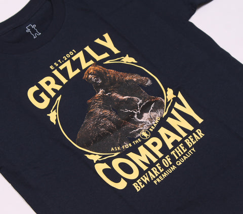 Grizzly Griptape - Bear Brawl Tee (Youth Size)