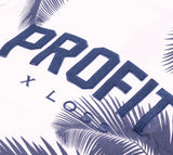 Profit x Loss - Palm Trees Tee - The Hidden Base