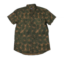 Load image into Gallery viewer, Grand Scheme - Palm Camo S/S Button Down Shirt - The Hidden Base