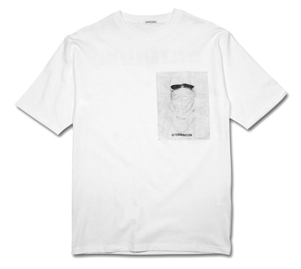 DOPPELGANG - Determination Tee - The Hidden Base