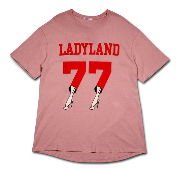 DOPPELGANG - Lady Land Tee - The Hidden Base