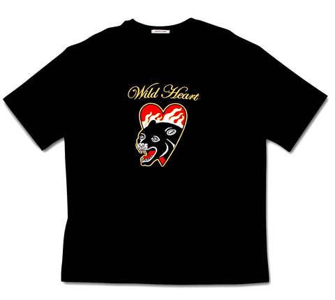 DOPPELGANG - Wild Heart Tee - The Hidden Base