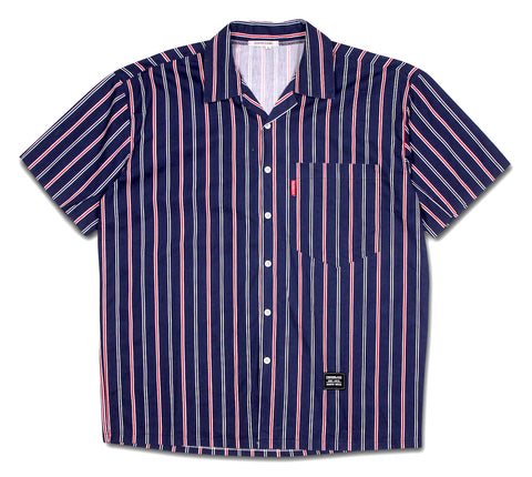 DOPPELGANG - Border S/S Shirt - The Hidden Base