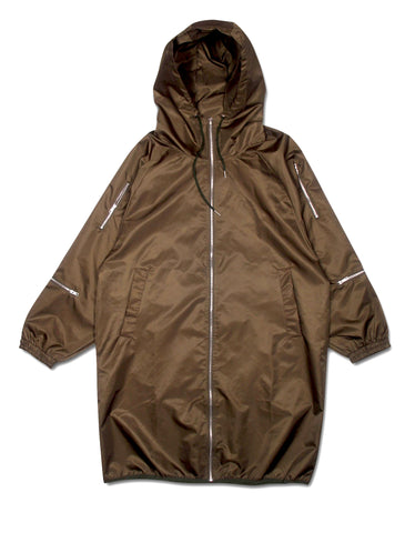 DOPPELGANG - Lucid Waterproof Raincoat