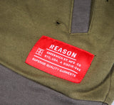 Reason Clothing - Taft Distressed Hoodie - The Hidden Base