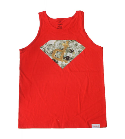 Diamond Supply Co - Diamond Bling Tank Top - The Hidden Base