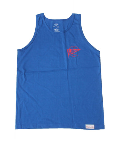 Diamond Supply Co - Pennant Tank Top - The Hidden Base
