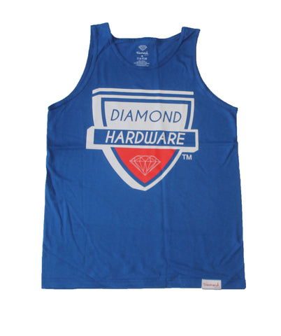 Diamond Supply Co - Diamond Hardware Tank Top - The Hidden Base