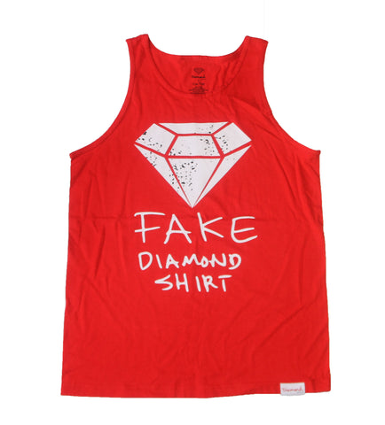 Diamond Supply Co - Fake Diamond Shirt Tank Top - The Hidden Base
