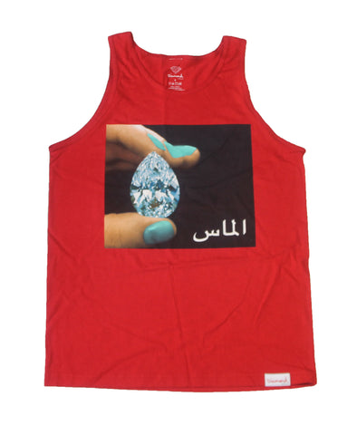 Diamond Supply Co - Diamond Arabic Shining Tank Top - The Hidden Base