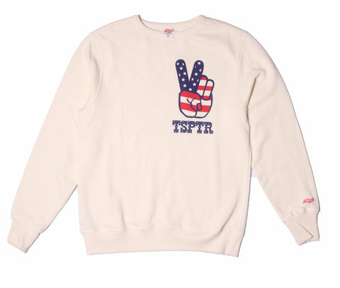 TSPTR - Peace Crewneck