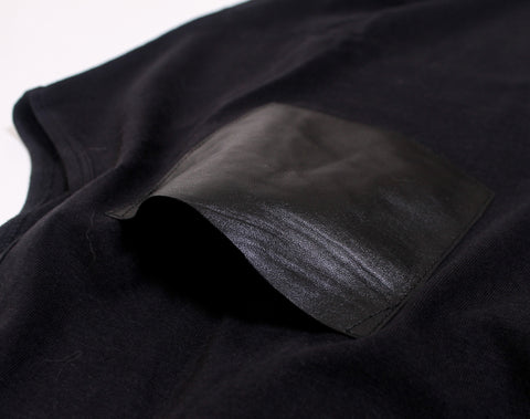 Black Scale - Vio Pocket Tank Top - The Hidden Base