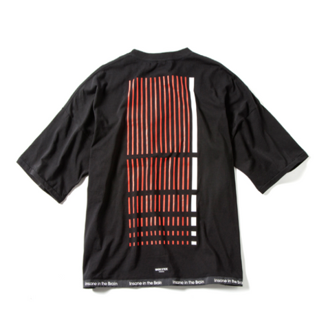 Magic Stick - Bottom Tape Tee - The Hidden Base