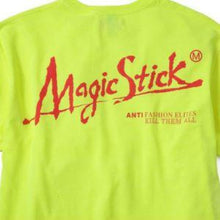 Load image into Gallery viewer, Magic Stick - Yellow Apocalypse Tee