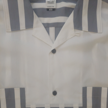 Load image into Gallery viewer, Magic Stick Clothing - Grey Stripe Shirt