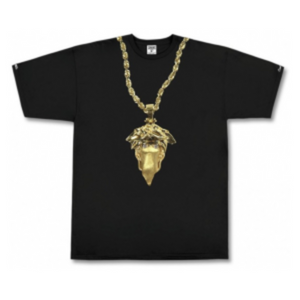 Crooks and Castles - Medusa Chain Tee
