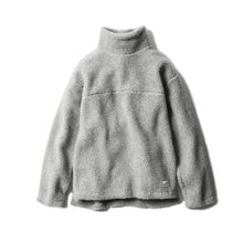 Load image into Gallery viewer, Magic Stick - Grey Classic Beast Turtle Pullover Fleece - The Hidden Base