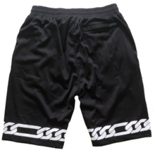 Load image into Gallery viewer, Crooks and Castles - Chain Knit Basketball Shorts