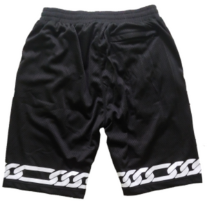 Crooks and Castles - Chain Knit Basketball Shorts