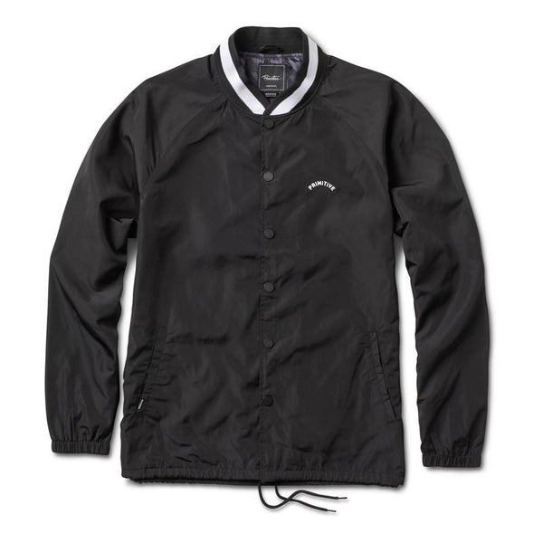 Primitive - Varsity Coach Jacket - The Hidden Base
