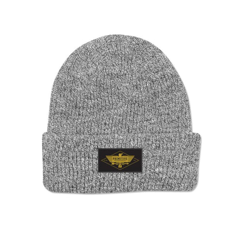 8695ca58783 Primitive - Thunderbird Patch Beanie - The Hidden Base