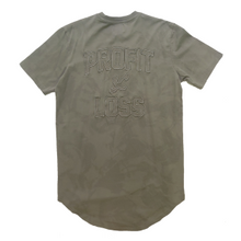 Load image into Gallery viewer, Profit x Loss - Microdot Green Camouflage Tee