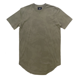Profit x Loss - Microdot Green Camouflage Tee
