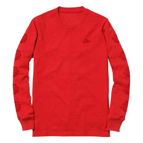 CLSC - Rose L/S Tee - The Hidden Base
