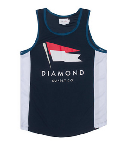 Diamond Supply Co - Yacht Tank Top