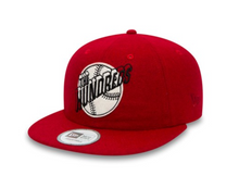 Load image into Gallery viewer, The Hundreds - Hitter New Era Strapback - The Hidden Base
