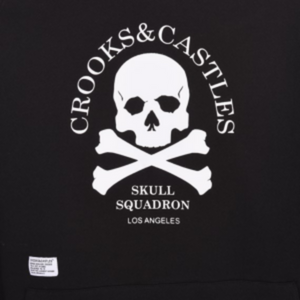Crooks and Castles - Skull Squadron Hoodie Media 1 of 3