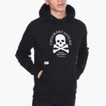 Load image into Gallery viewer, Crooks and Castles - Skull Squadron Hoodie Media 1 of 3