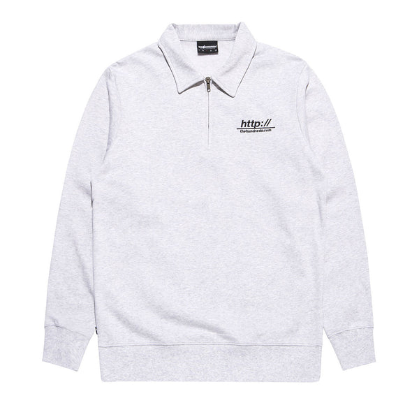 The Hundreds - Woodson Polo Crewneck - The Hidden Base