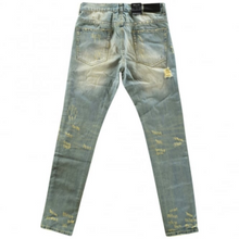 Load image into Gallery viewer, Embellish NYC - Vignale Ripped Denim - The Hidden Base