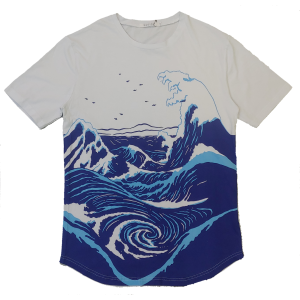 Reason Clothing - Waves Tee