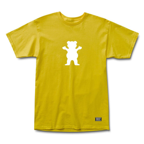 Grizzly - OG Bear Tee - The Hidden Base