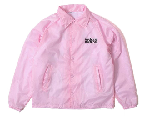 INDCSN - No Future Coach Jacket - The Hidden Base