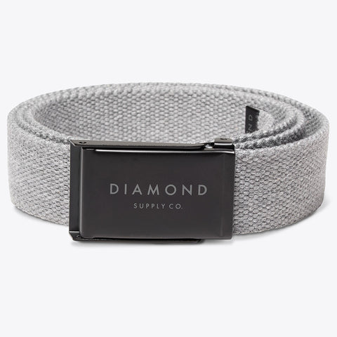 Diamond Supply Co. - Stone Cut Belt - The Hidden Base