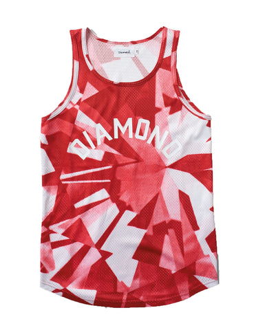 Diamond Supply Co - Simplicity Basketball Jersey