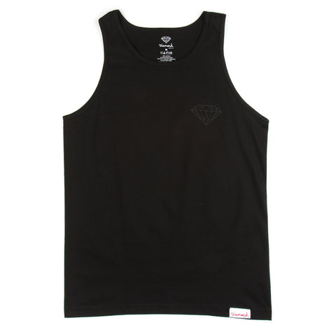 Diamond Supply Co - Tonal Chest Brilliant Tank Top