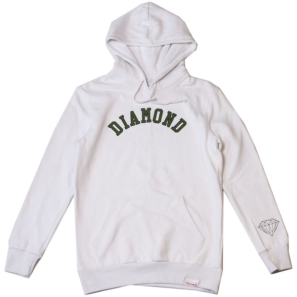 Diamond Supply Co - High Case Hoodie - The Hidden Base