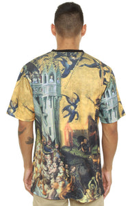 Black Scale - Apocalypse Tee - The Hidden Base