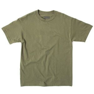 INDCSN - Green Basic Tee - The Hidden Base