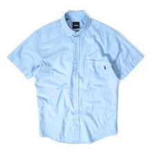 Load image into Gallery viewer, INDCSN - Costanza S/S Oxford Shirt Blue - The Hidden Base